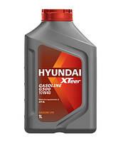 Масло ДВС 10W-40 Xteer HYUNDAI бенз, Gasoline G500 SL,   1л, п/синт