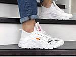 Чоловічі кросівки Baas (білі), фото 4