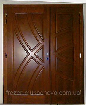 Двері міжкімнатні  з масиву, серія  Ніцца