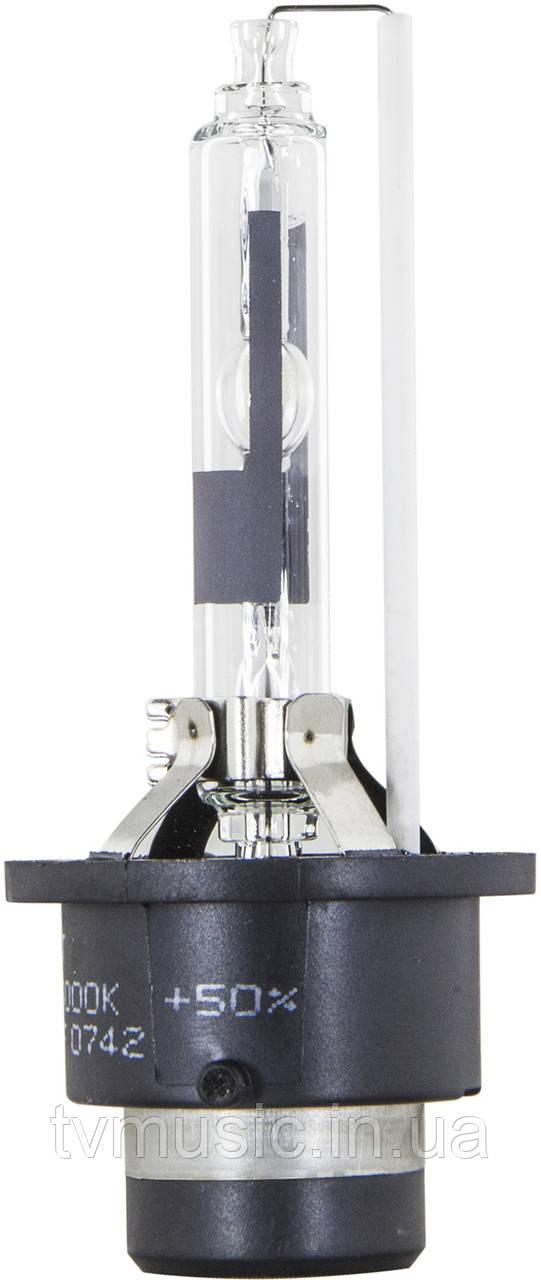 Ксеноновая лампа Infolight D2R (+50%) 6000K 35W