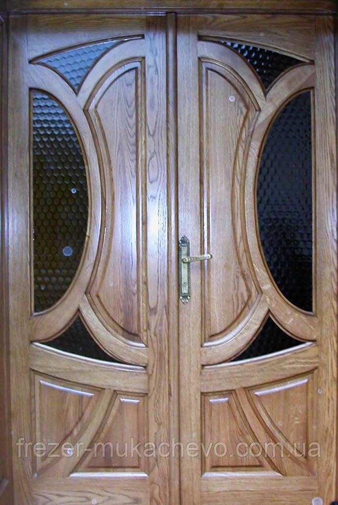 Двері міжкімнатні  з масиву, серія  Опера