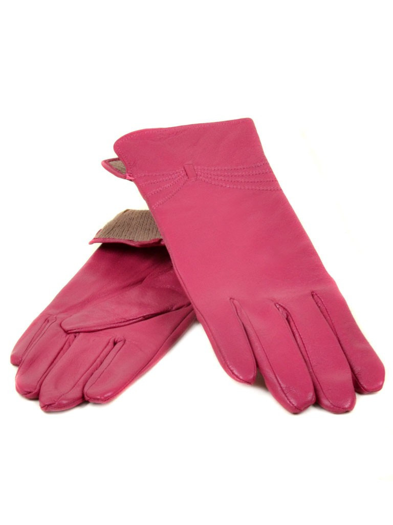 Перчатка Женская кожа (Ш) F23 мод5 мал st9 Распродажа