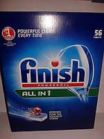Finish All in 1 таблетки для посудомоечных машин