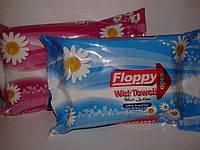 Влажные салфетки Floppy 70 шт.