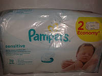 Влажные салфетки Pampers Sensitive 112 шт.