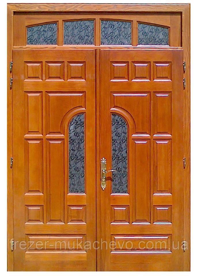 Двері міжкімнатні з масиву, серія Осло