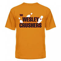 Футболка The Wesley Crushers