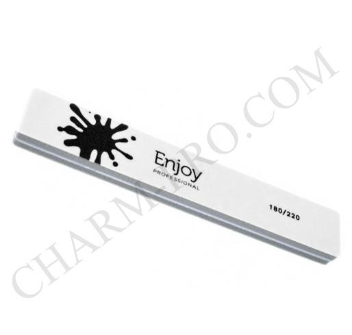 Пилка-шлифовщик для ногтей Enjoy 180/220