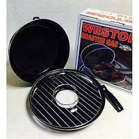 Сковорода гриль-газ с мраморным покрытием WESTORM ROASTER GAS