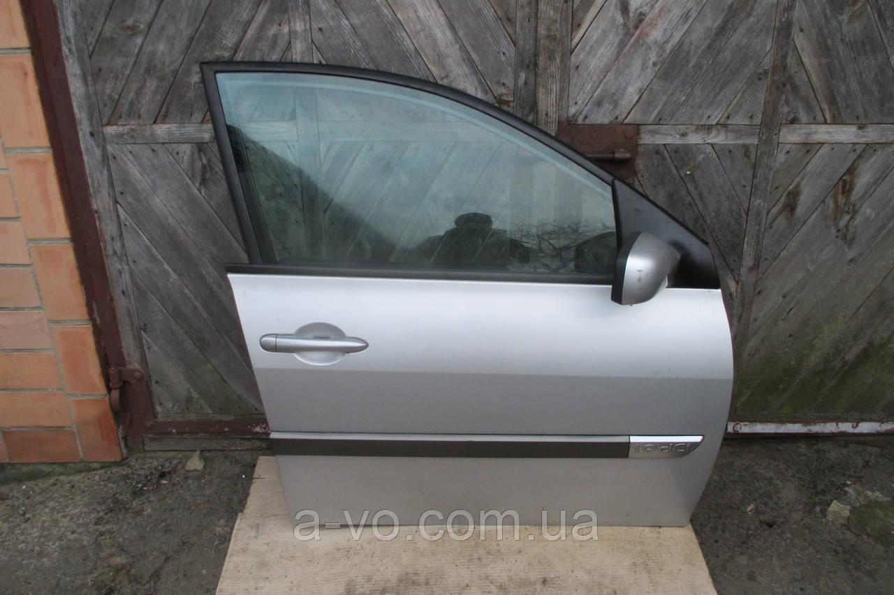 Дверь задняя правая для Renault Megane 2, 2002-2008