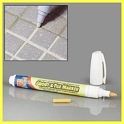 Маркер для кахлю Grout-Aide олівець для зафарбовування швів