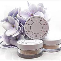 Мини-пудра Becca Hydra-Mist Set & Refresh Powder Travel Size