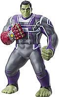 """Интерактивная фигурка супергероя Халк 35см """"Мощный удар"""" серия Мстители: Финал E3313, фото 1"""