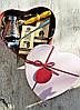 Кава подарунковий набір Рожеве серце