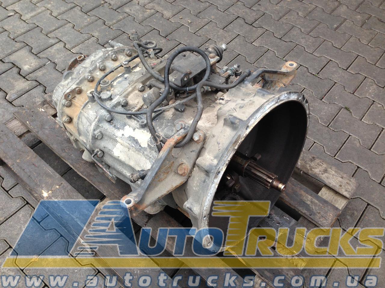 КПП механическая EATON FS 8309 LH Б/у для MAN (81320036493; 81320036620; 81320036955)