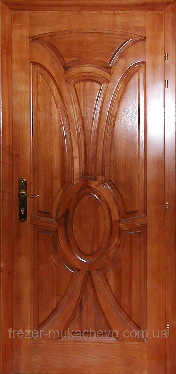 Двері міжкімнатні  з масиву, серія  Пріма