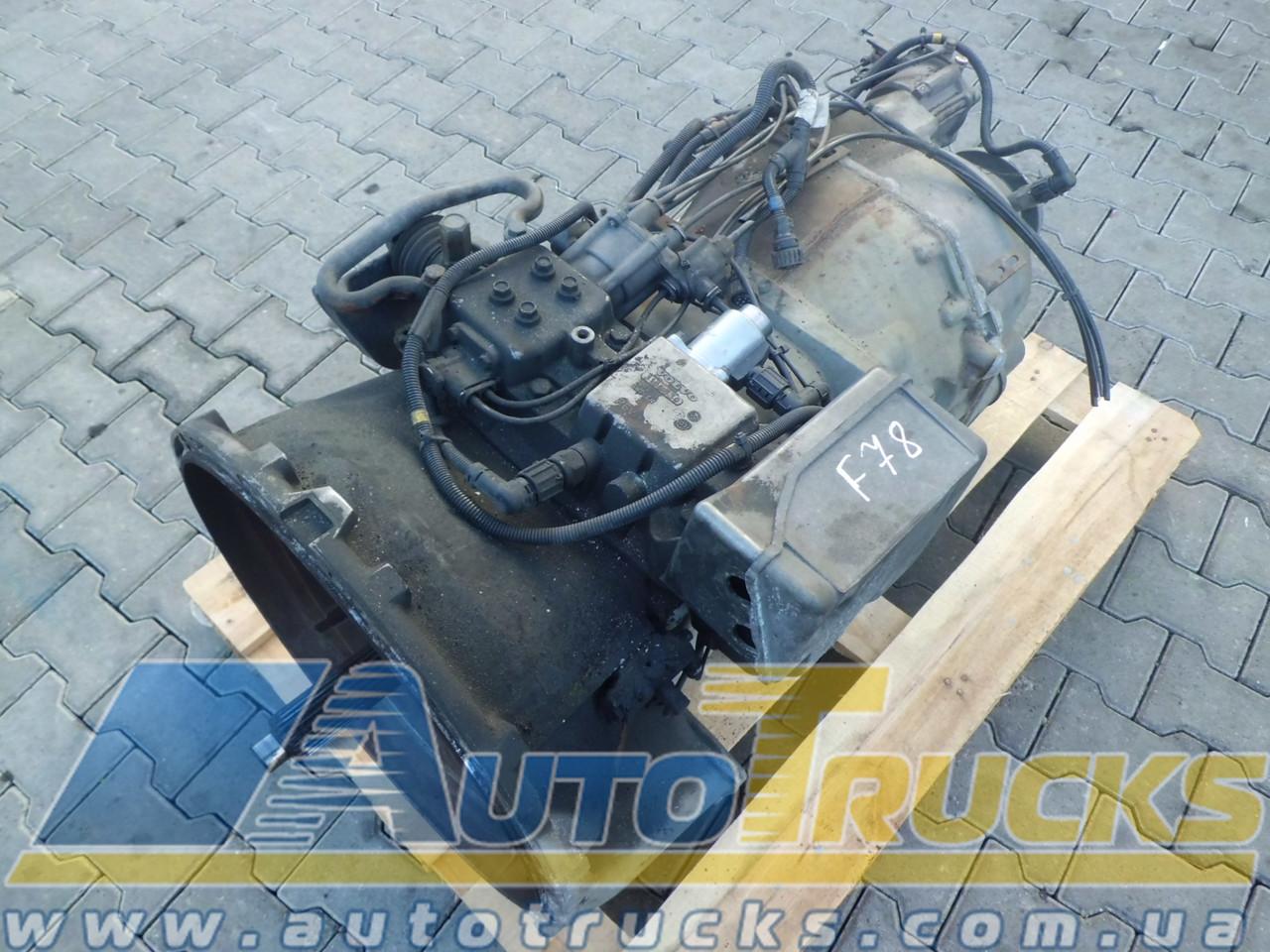 КПП механическая VT2214B Б/у для VOLVO (3190239; 3190244; 3190253; 3190267; 3190251; 3190268; 3190243)