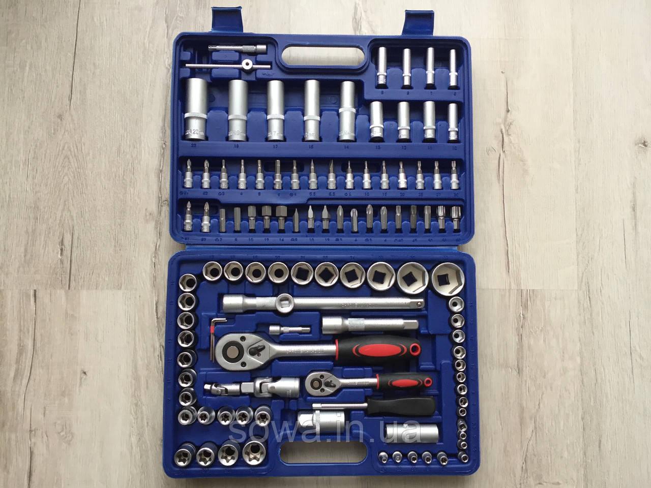 ✔️ Набор инструментов, ключей Lex 108 шт