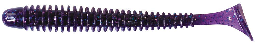 """Силикон Keitech Swing Impact 2.5"""" (10 шт/упак) ц:ea#04 violet (1551.05.28)"""