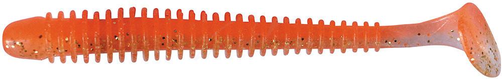 """Силикон Keitech Swing Impact 2.5"""" (10 шт/упак) ц:ea#06 orange flash (1551.05.30)"""