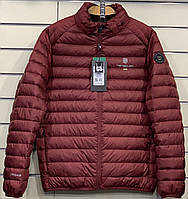 Куртка мужская TIGER FORCE Артикул: TJBW-50660 WINE RED