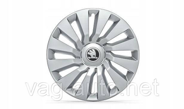 "Ковпак колеса 6.5 J x 16"" TEKTON для Skoda Octavia A7"