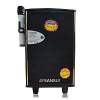 Sansui SA 1-08А блютуз колонка с микрофоном