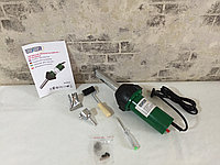 Фен Euro Craft для сварки пластика и пайки бамперов ECHG12 / Гарантия 1 Год.