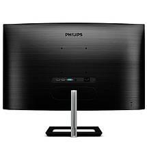 "Монитор Philips 32"" 322E1C/00 VA Black/Silver Curved; 1920x1080, 250 кд/м2, 4 мс, D-Sub, DisplayPort, HDMI, фото 3"