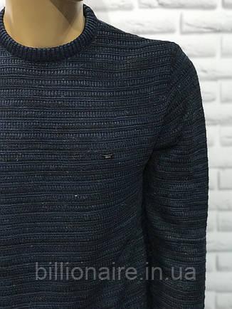 Батальний светр Gerace Синій, фото 2