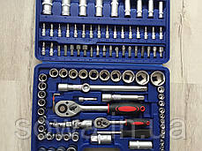✔️ Набор ключей Lex 108 шт . из хром-ванадиевой стали, фото 3
