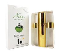 Женский мини парфюм Nina Ricci Nina Plain 3*15 мл
