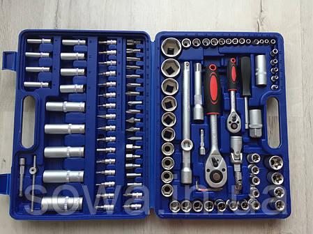 ✔️ Профессиональный Набор Ключей LEX - 108 шт, фото 2