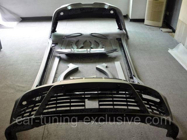 MANSORY Body kit for Porsche Panamera 970