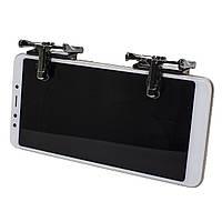 Триггер Lesko K01 игровой беспроводной джойстик мобильный для Pubg кнопки на телефон для смартфонов игр (3340-8985)