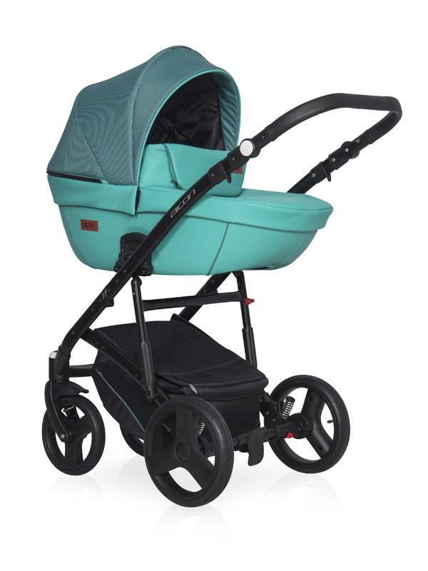 Детская универсальная коляска 2 в 1 Riko Aicon Pro 04