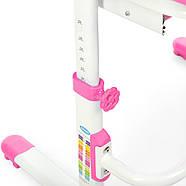 Парта со стульчиком современная M 4253-8 с подставкой для книг  Гарантия качества Быстрая доставка, фото 8