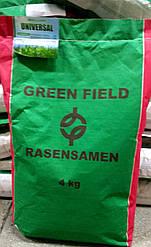 Газонная трава Универсальная 4кг ТМ Green Field RasenSamen