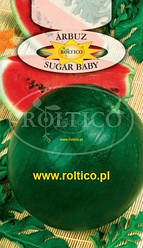 Семена арбуза Шуга беби 1г ТМ ROLTICO