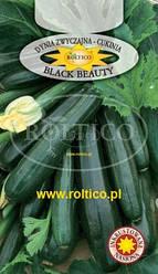Семена кабачка Black Beaty - Блек Бьюти 2г ТМ ROLTICO