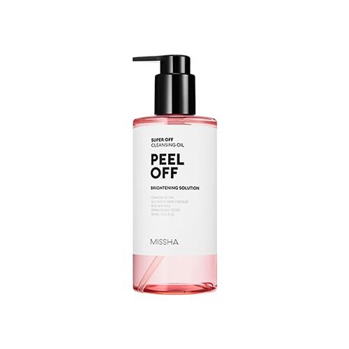 Гидрофильное масло с пилинг-эффектом Missha Super Off Cleansing Oil Peel Off
