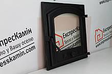 Дверцы для камина «STYLE 50» 500х500мм Дверцы для камина печи барбекю, фото 3