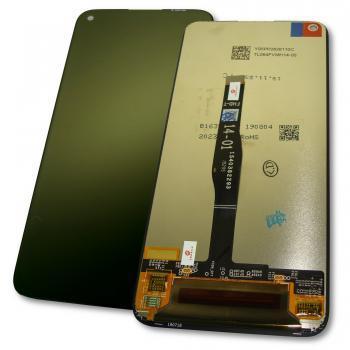 Дисплей Huawei Nova 5i с тачскрином черный, Оригинал