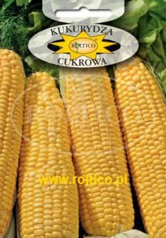 Семена кукурузы Golden Bantam - Голден Бантам 10г ТМ ROLTICO, фото 2