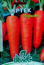 Насіння моркви Артек 15г МІДІ ПАКЕТ ВЕЛЕС
