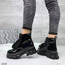 Замшевые ботинки женские, фото 3