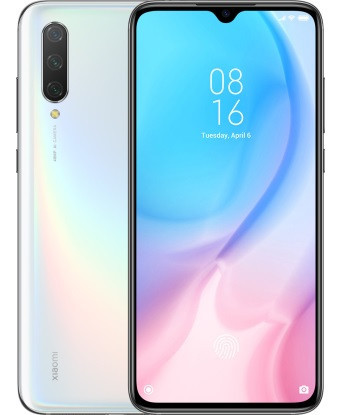"Смартфон Xiaomi Mi 9 Lite 6/64Gb White Global, 48+8+2/32Мп, Snapdragon 710, 4030 мАч, 2sim, 6.39"" IPS, 8 ядер"