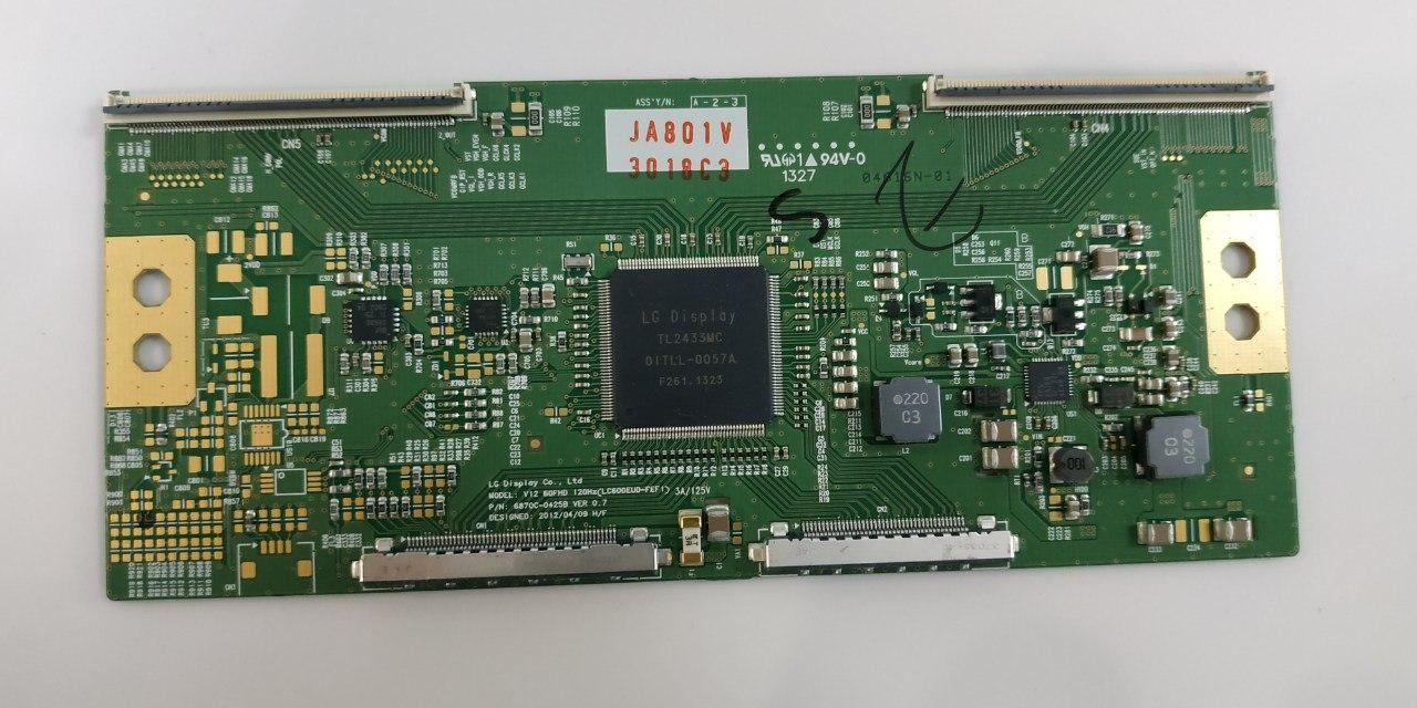 Плата T-con Lg  6870C-0425B Control Board для LG 60LA620V