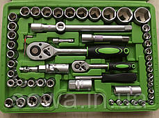 ✔️ Набір ключів Al-Fa 108 шт, фото 3