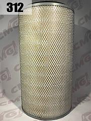 Фильтр воздушный для автогрейдера GR165